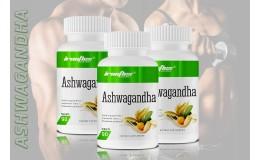 Ashwagandha - ідеальний засіб для здоров'я!