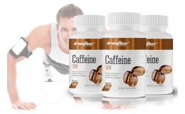 Caffeine – природний стимулятор.