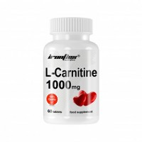 IronFlex L-Carnitine 1000 60tabs