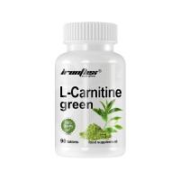 IronFlex L-Carnitine Green 90tabs